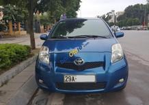 Xe Toyota Yaris 1.3AT năm 2010, màu xanh lam, xe nhập chính chủ bán