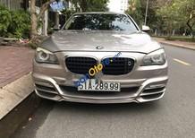 Bán BMW 7 Series 750Li năm sản xuất 2010, xe mạnh mẽ, bền bỉ, thiết kế sang trọng, nổi bật