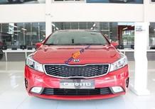 Bán xe Kia Cerato 1.6MT sản xuất 2018, màu đỏ, giá tốt