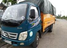 Cần bán Thaco OLLIN sản xuất năm 2014, màu xanh lam, 190tr