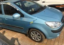 Bán ô tô cũ Hyundai Getz 1.1 MT đời 2008, màu xanh lam, số sàn