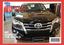 [Toyota Tân Cảng] Toyota Fortuner 2018 ☎️ Ms Hạnh - 0967700088 - sở hữu xe chỉ với 270 triệu, giao xe ngay