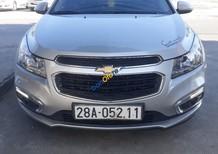 Bán xe Chevrolet Cruze năm sản xuất 2017, màu bạc
