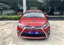 Bán Toyota Yaris G 2015, màu đỏ, nhập khẩu, xe cũ