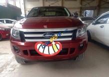 Bán xe Ford Ranger năm 2015, màu đỏ, nhập khẩu nguyên chiếc