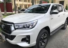 Cần bán xe Toyota Hilux sản xuất năm 2018, nhập khẩu nguyên chiếc, 878 triệu