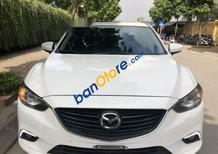 Cần bán gấp Mazda 6 2.5 sản xuất năm 2015, màu trắng
