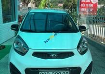 Cần bán xe Kia Morning Van sản xuất năm 2013, màu trắng, nhập khẩu nguyên chiếc