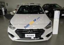 Bán Hyundai Accent 1.4 MT năm sản xuất 2018, màu trắng, giá tốt