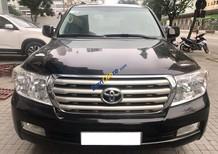 Cần bán lại xe Toyota Land Cruiser VX sản xuất năm 2010, màu đen