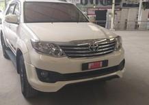 Cần bán Toyota Fortuner TRD Sportivo 2014, đi 81.000km, xe đẹp, hỗ trợ trả góp