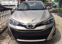 Bán xe Toyota Vios G sản xuất 2018, giá 569tr