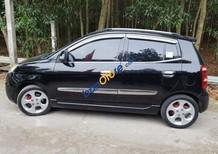 Bán xe Kia Morning đời 2009, màu đen, đăng ký 2009