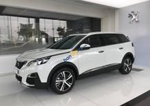 Cần bán Peugeot 5008 1.6 Turbo sản xuất năm 2018, màu trắng