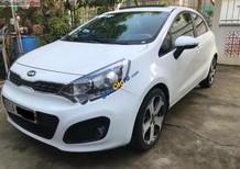 Cần bán xe Kia Rio đời 2012, màu trắng, xe đăng kí lần đầu 1/2013