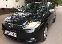 Bán Toyota Vios sản xuất 2007, màu đen chính chủ, 185 triệu