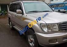 Bán xe Toyota Land Cruiser sản xuất năm 2000, màu bạc, nhập khẩu nguyên chiếc, 320 triệu