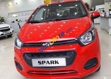 Bán xe Chevrolet Spark VAN đời 2018, màu đỏ, giá tốt