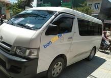 Cần bán lại xe Toyota Hiace G sản xuất năm 2010, màu trắng, xe nhập, giá tốt