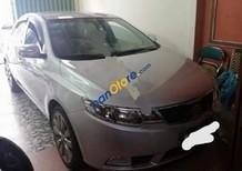 Bán Kia Forte EX 1.6MT năm 2013, màu bạc xe gia đình, giá tốt