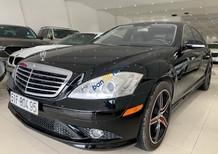 Cần bán lại xe Mercedes S550 AMG năm 2007, màu đen, nhập khẩu nguyên chiếc