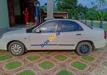 Cần bán Daewoo Nubira 2S sản xuất năm 2002, màu trắng, xe nhập, giá tốt