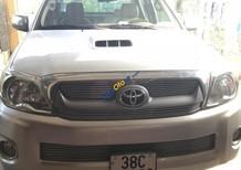Cần bán gấp Toyota Hilux G sản xuất năm 2011, màu bạc, nhập khẩu, 410tr