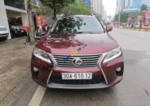 Cần bán gấp Lexus RX 350 năm sản xuất 2015, màu đỏ, nhập khẩu số tự động