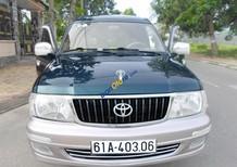 Bán Toyota Zace dòng cao cấp GL, xe mới như trong hãng dắt ra