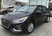 Bán Hyundai Accent 1.4 AT sản xuất năm 2018, màu đen giá cạnh tranh