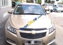 Cần bán Chevrolet Cruze năm sản xuất 2012, màu vàng