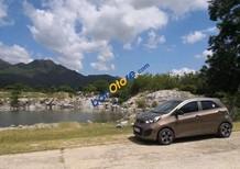 Bán ô tô Kia Morning Van năm sản xuất 2011, màu nâu, nhập khẩu nguyên chiếc
