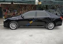 Bán Toyota Camry năm 2012, màu đen chính chủ, 785tr