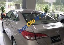 Bán Toyota Vios năm sản xuất 2018, màu bạc, giá tốt