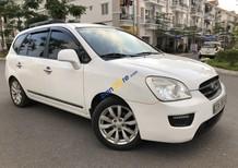 Bán ô tô Kia Carens năm 2010, màu trắng số sàn