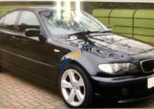 Cần bán BMW 3 Series sản xuất 2004, màu đen, nhập khẩu nguyên chiếc giá cạnh tranh