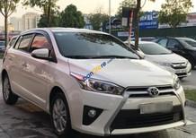 Cần bán gấp Toyota Yaris 1.5AT G sản xuất năm 2017, màu trắng, nhập khẩu Thái Lan, 665 triệu