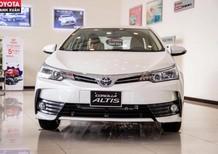 Bán Toyota Corolla Altis 1.8G AT đủ màu, giao xe ngay, hỗ trợ ngân hàng lãi suất ưu đãi
