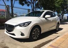 Cần bán xe Mazda 2 1.5 Sedan Deluxe năm sản xuất 2019, màu trắng, nhập khẩu Thái Lan