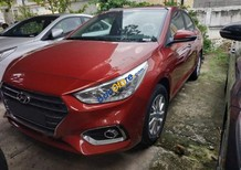 Cần bán Hyundai Accent 1.4MT năm 2018, màu đỏ