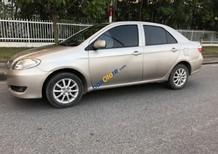 Cần bán Toyota Vios 1.5 sản xuất 2006, màu ghi vàng giá cạnh tranh