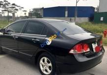 Cần bán gấp Honda Civic sản xuất năm 2008, màu đen, giá chỉ 365 triệu