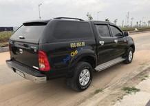 Cần bán gấp Toyota Hilux G 3.0 MT 4x4 sản xuất 2009, màu đen, xe nhập số sàn