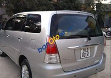 Cần bán lại xe Toyota Innova MT năm 2011, màu bạc, giá chỉ 475 triệu