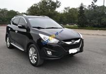 Bán Hyundai Tucson 2.0 AT. năm 2011, màu đen, nhập khẩu nguyên chiếc số tự động