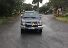 Cần bán lại xe Mitsubishi Pajero 3.0 năm sản xuất 2001, màu xám, 170tr