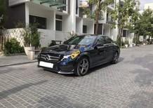 Bán ô tô Mercedes C300 AMG đời 2016, màu đen, xe cũ