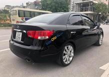 Bán Kia Forte SLi sản xuất 2009, màu đen, nhập khẩu giá cạnh tranh