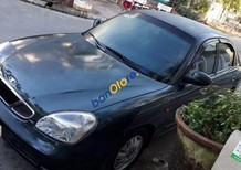 Cần bán xe Daewoo Nubira sản xuất 2001, màu đen