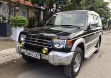 Bán xe Mitsubishi Pajero 3.0 sản xuất năm 2004, màu đen chính chủ